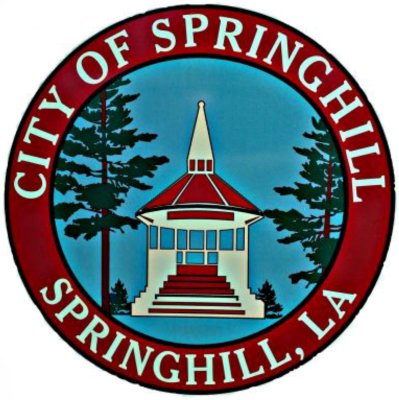 City of Springhill, Louisiana - A Place to Call Home...